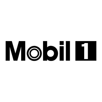 Sticker MOBIL 1 ref 1