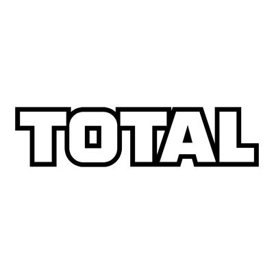 Sticker TOTAL ref 3