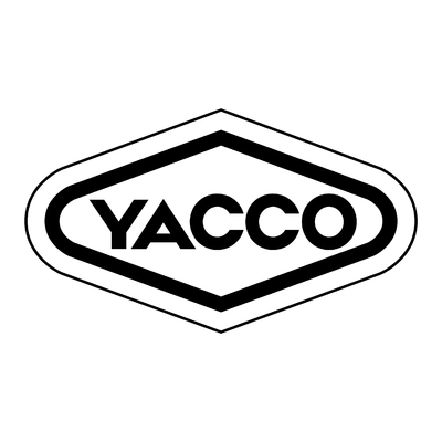 Sticker YACCO ref 1