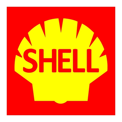 Sticker SHELL ref 3