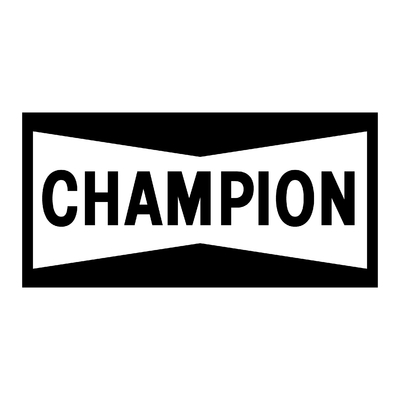 Sticker CHAMPION ref 1