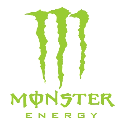 Sticker MONSTER ENERGY ref 1
