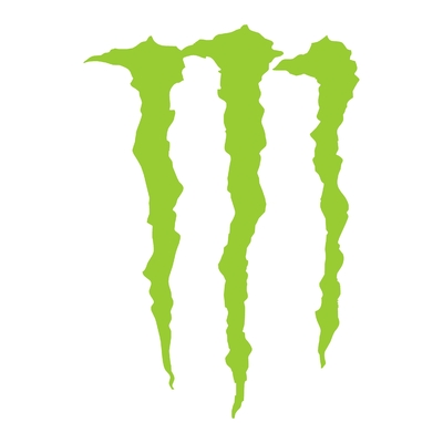 Sticker MONSTER ENERGY ref 3