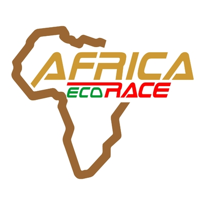 Sticker AFRICA ECO RACE ref 4