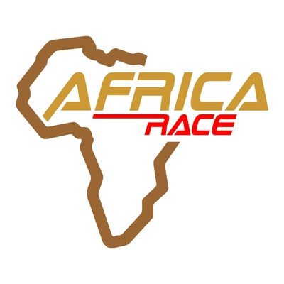 Sticker AFRICA RACE ref 2