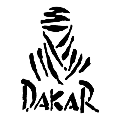 Sticker DAKAR ref 1