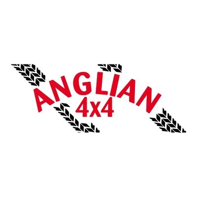Sticker ANGLIAN 4X4 ref 2