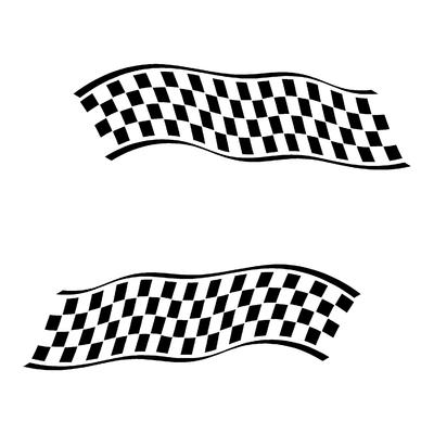 Sticker DAMIER ref 34