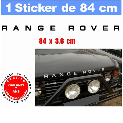 Sticker LAND ROVER ref 17