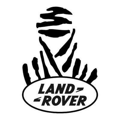 Sticker LAND ROVER ref 30