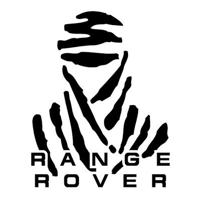 Sticker LAND ROVER ref 35