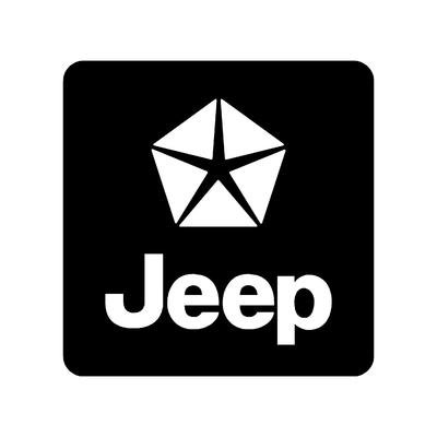 Sticker JEEP ref 8