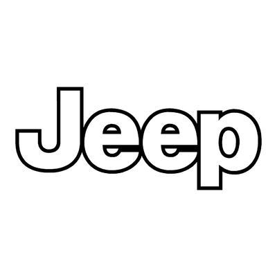 Sticker JEEP ref 2