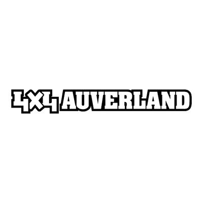 Sticker AUVERLAND ref 18