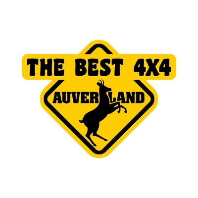 Sticker AUVERLAND ref 24