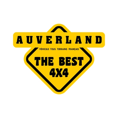 Sticker AUVERLAND ref 25