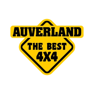 Sticker AUVERLAND ref 26