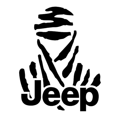 Sticker JEEP ref 24