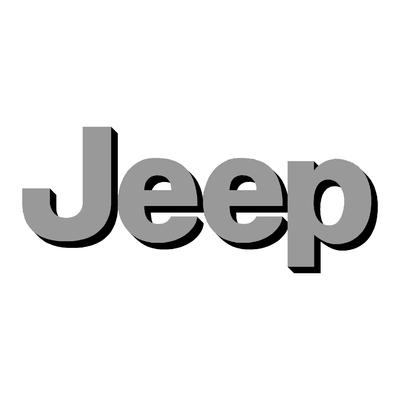 Sticker JEEP ref 4