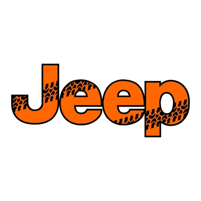 Sticker JEEP ref 18