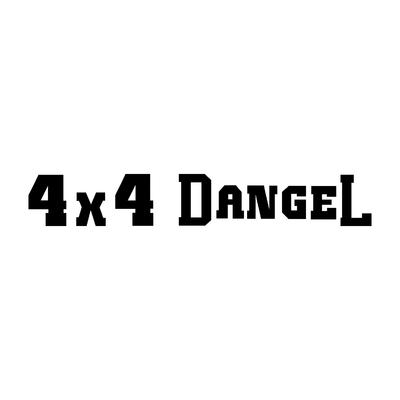 Sticker DANGEL ref 18