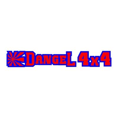 Sticker DANGEL ref 11