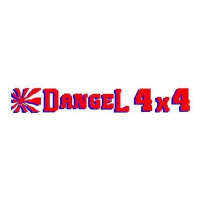 Sticker DANGEL ref 25