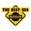 stickers nissan 4x4 ref 4 roadsign dakar land rover 4x4 tout terrain rallye competition pneu tuning amortisseur autocollant fffsa (2)