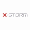 stickers Mitsubishi ref 44 X-storm stickers sticker autocollant 4x4  tuning audio 4x4 tout terrain car auto moto camion competition deco rallye racing