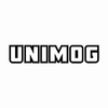 Unimog ref6 stickers sticker autocollant 4x4  tuning audio 4x4 tout terrain car auto moto camion competition deco rallye racing