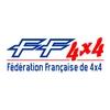 sticker fédération française de 4x4 tout terain competition rallye autocollant (2)