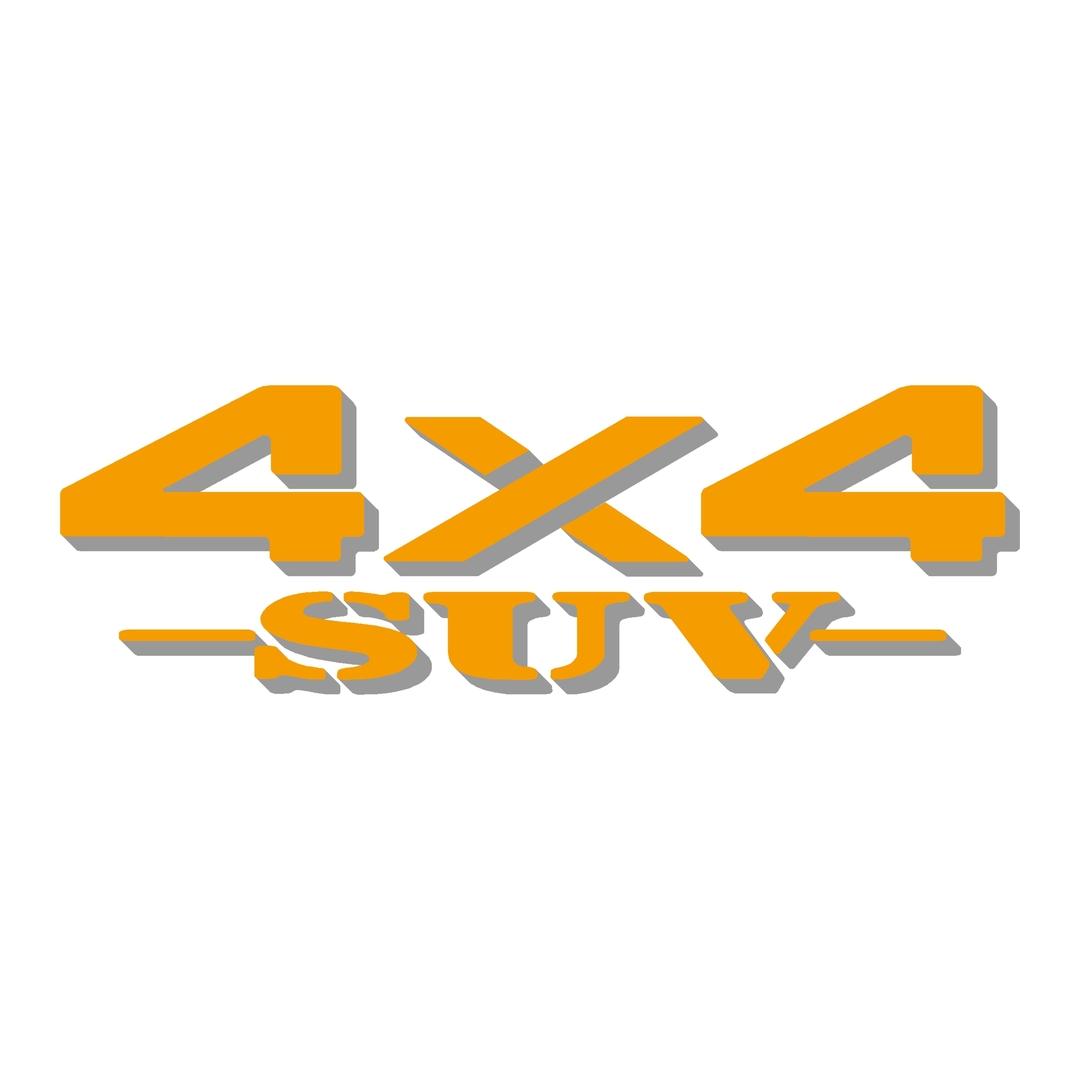 stickers-logo-4x4-suv-ref27-tout-terrain-autocollant-pickup-6x6-8x8