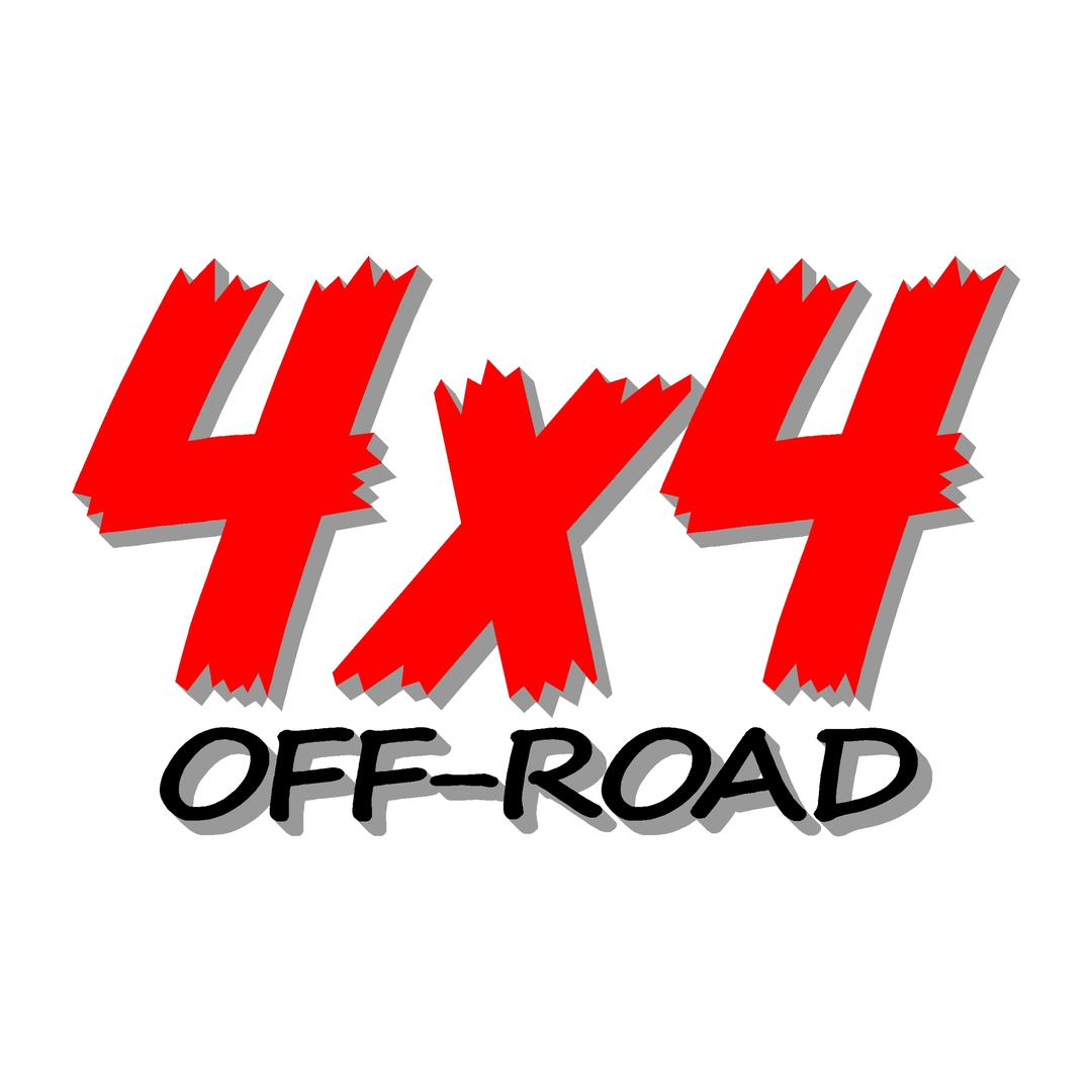stickers-logo-4x4-off-road-ref86-tout-terrain-autocollant-pickup-6x6-8x8