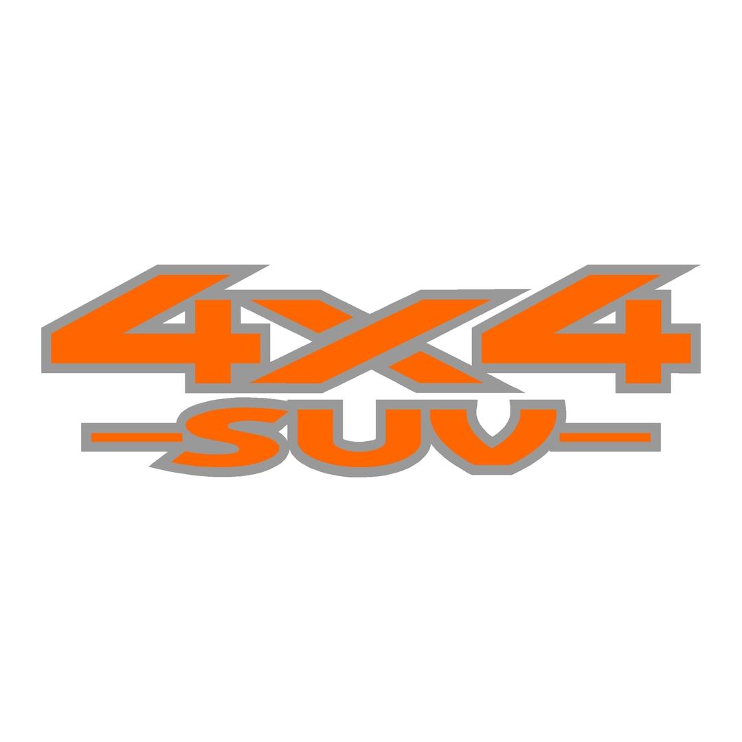 stickers-logo-4x4-suv-ref40-tout-terrain-autocollant-pickup-6x6-8x8