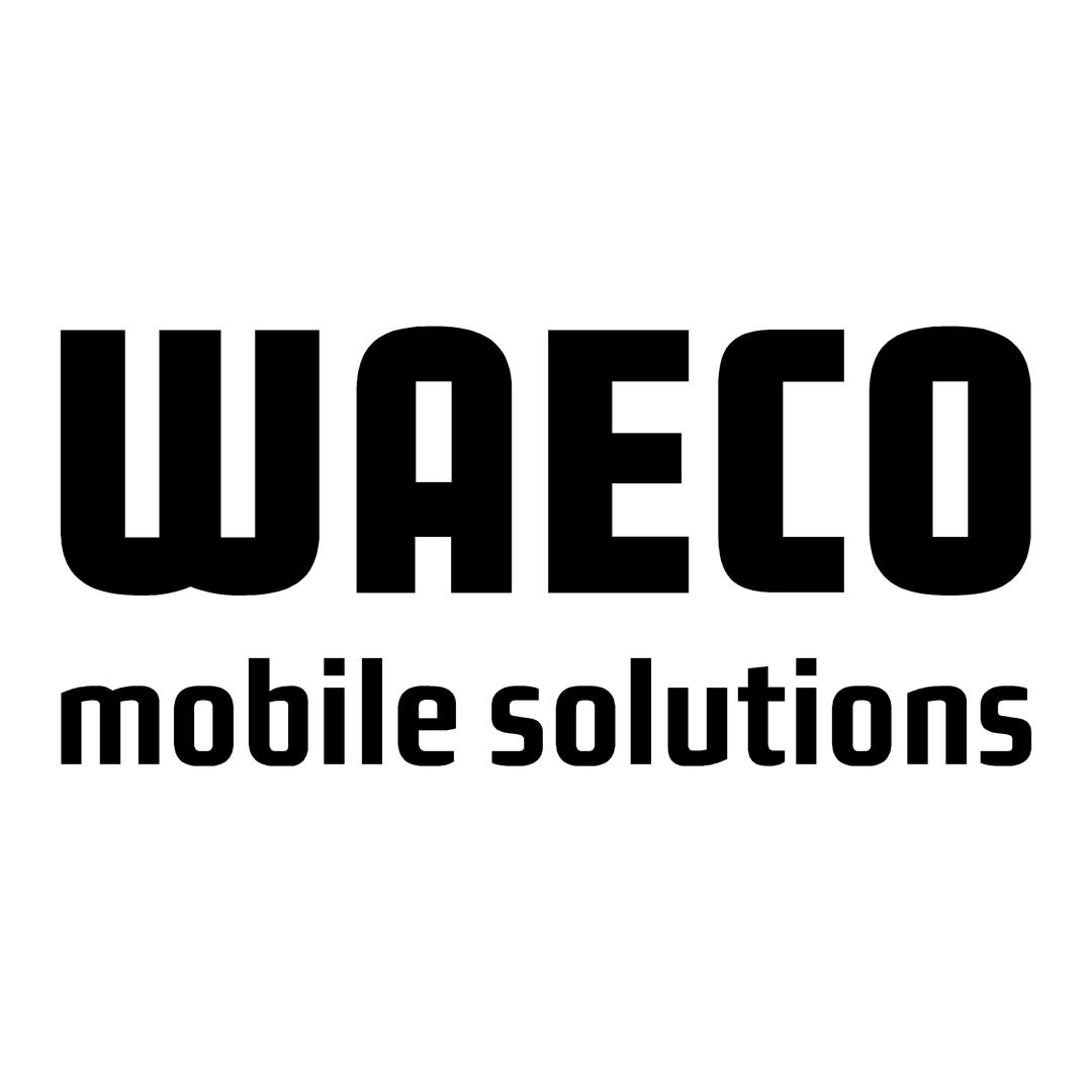 stickers waeco ref 1 tuning audio 4x4 tout terrain car auto moto camion competition deco rallye autocollant