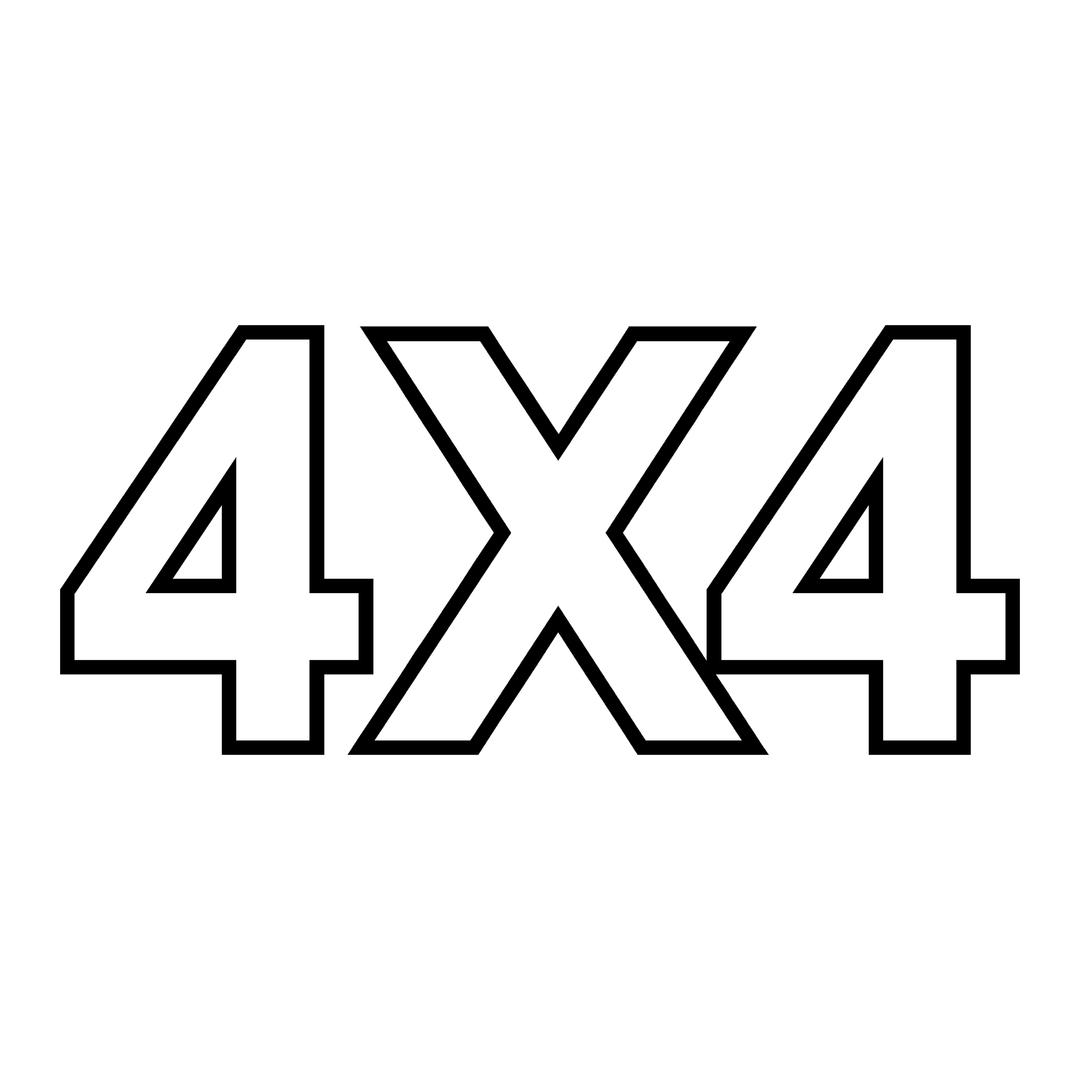 stickers-logo-4x4-ref54-tout-terrain-autocollant-pickup-6x6-8x8