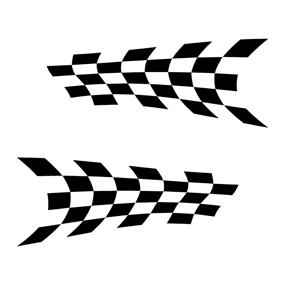 sticker-damier-ref-13-auto-moto-camion-rallye-tuning-deco-mécanique-autocollant-karting