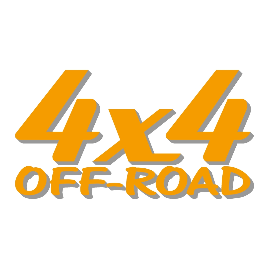 stickers-logo-4x4-off-road-ref19-tout-terrain-autocollant-pickup-6x6-8x8