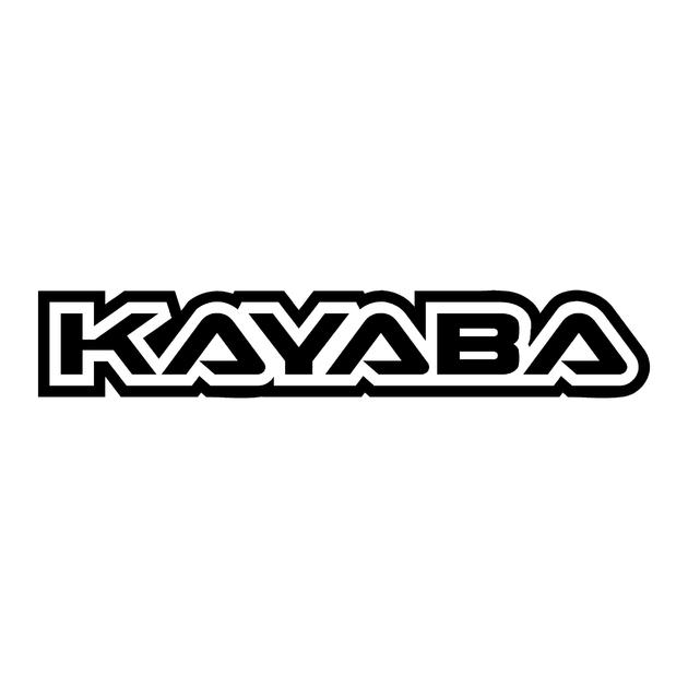 sticker kayaba ref 2 tuning audio sonorisation car auto moto camion competition deco rallye autocollant