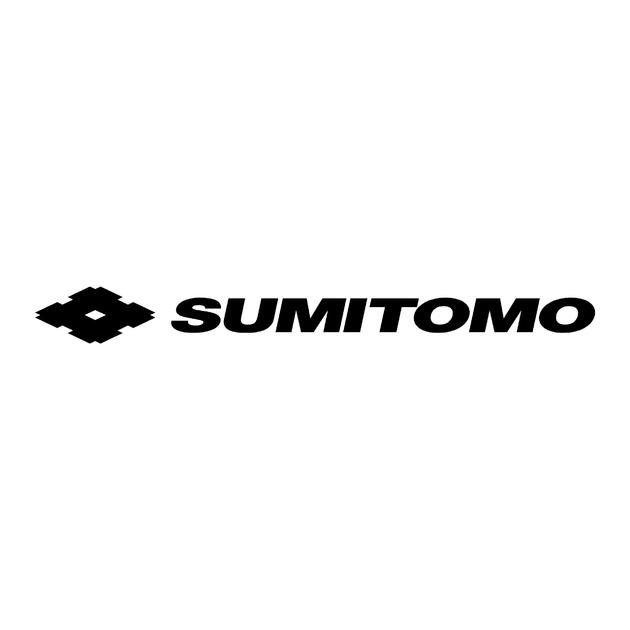 stickers sumitomo ref 1 tuning audio sonorisation car auto moto camion competition deco rallye autocollant