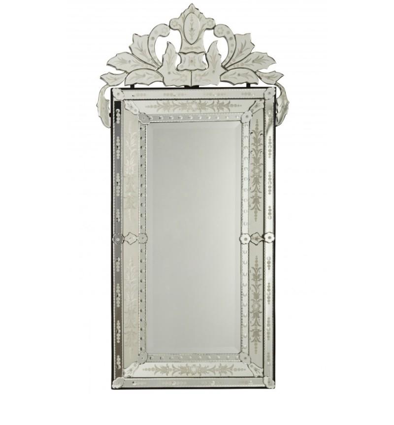 Miroir baroque v nitien h 140 cm villa demeure paris - Miroir 140 cm ...