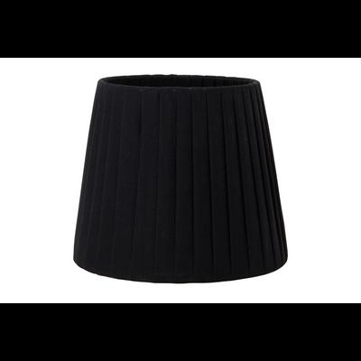 Abat-Jour PLISSE Noir TILLY Flamant 12x9x10cm