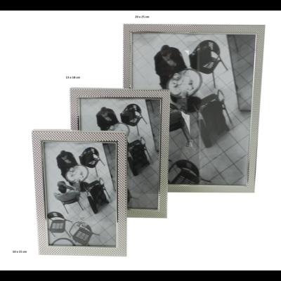 Cadre Photo PETITS POINTS 10x15 cm