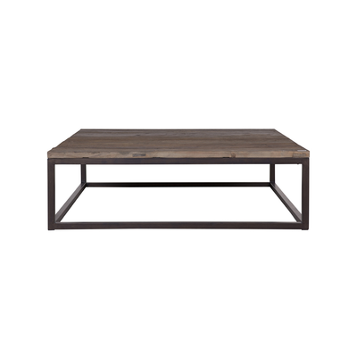 Table Basse Sadinah Flamant 120x120 cm