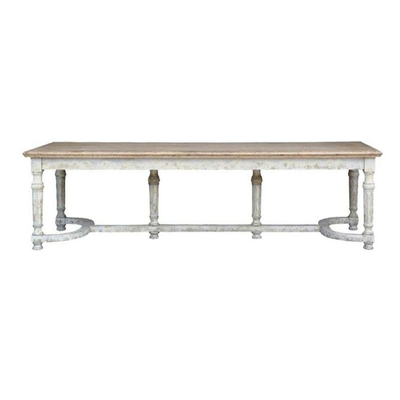 Table Rectangulaire FANTASTIQUE 6 Pieds L 280 x P 100 x H 78 cm