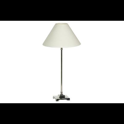 Lampe HORTON Flamant Nickel Chromé