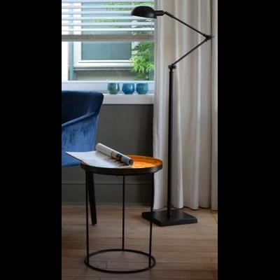 Lampadaire FOGGIA Black Mat H148/165 cm