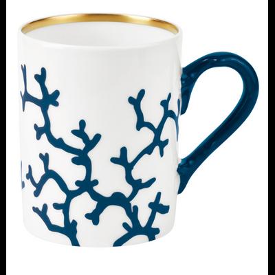 Mug Porcelaine CRISTOBAL Marine  27,5 cl