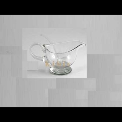 Saucière Transparente 12 cm