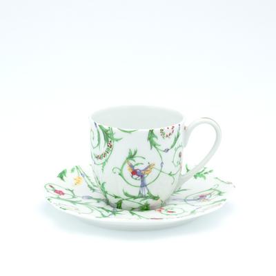 Tasse à Café COLIBRI Porcelaine